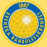 Svenska bangolfforbundet logga