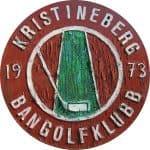 Kristineberg Bangolfklubbens logga